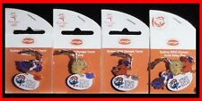 4TF 5# * SYDNEY 2000 OLYMPIC GAMES * Mascot Torch Relay Four Pin Set *
