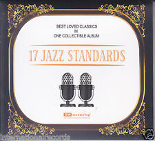 17 Jazz Standards Vol.2 24bit/96KHz DW Mastering Audiophile CD Brand New Sealed