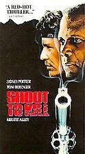 Shoot to Kill (VHS, 1990)