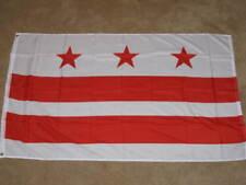 3X5 WASHINGTON DC FLAG PRESIDENT OBAMA BANNER SIGN F104