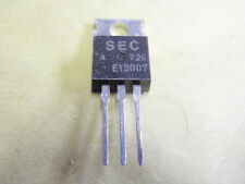 Transistor mje13007 NPN 700v 8a 80w > 2mhz 18479-134