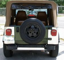 JEEP YJ WRANGLER BODY ARMOR DIAMOND PLATE CORNER GUARD On sale Only $54.94 WOW!