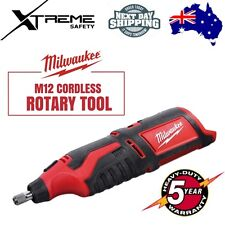 Milwaukee M12 Cordless Rotary Tool - SKIN ONLY