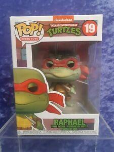 Funko Pop TMNT Raphael 19 MIB