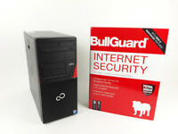 Fujitsu Esprimo P720 Intel Celeron G1820 2,7GHz 4GB RAM 500GB HDD DVD Win10 Pro