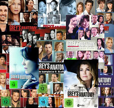 Grey's Anatomy - Die komplette 1. - 12. Staffel (Greys)              | DVD | 273
