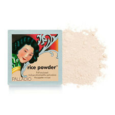 Palladio Rice Powder with Puff 17g Translucent RPO2