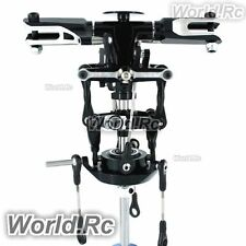 Metal Main Rotor Head For T-rex Trex 450 PRO Helicopter - Black (GT450-P001-B)
