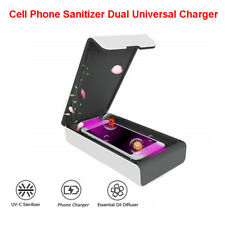 Portable Cell Phone Sanitizer Smartphone Charger Aromatherapy For Android iPhone