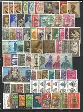 Vatican 20 Complete Sets of Stamps (78 Values) All Mint Unhinged MUH