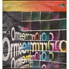 Le Orme Lp Vinile Le Orme Vol 2 / Fontana 6492 043 Nuovo