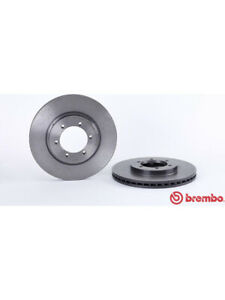 2 x Brembo Brake Rotor FOR DAEWOO MUSSO FJ (09.A330.11)