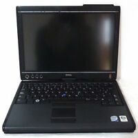 NOTEBOOK PC PORTATILE DELL LATITUDE 1.6GHz HDD 120GB RAM 2GB WINDOWS VISTA TOUCH