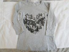 t-shirt H&M 10 ans cheval