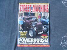 Street Machine Magazine March 1995