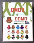 Domo+Qee+Collection+Series+5+2%22+Collectible+Figure+Blind+Box+Case+2013+-+New