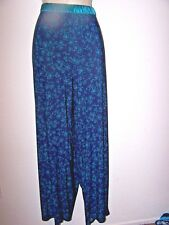 ALFANI Satin Trim Pajama Pants XXXL Polyester/Spandex