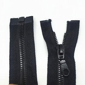 """NEW 10/50PCS RESIN ZIP ZIPS ZIPEER ZIPPERS 27.5"""" 70CM 16 COLOR for Clothing"""
