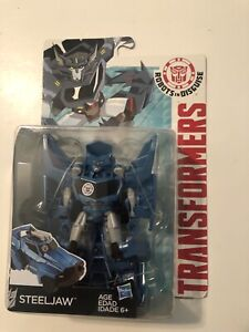 Transformers Hasbro ROBOTS IN DISGUISE STEEL JAW Action Figure New