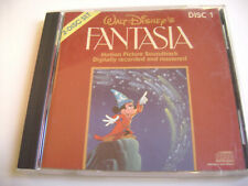 Walt Disney's Fantasia / Motion Picture Soundtrack - DISC 1 - CD / Disc 1 Only
