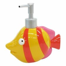 Allure Home Creation Fish Tails Resin Lotion Bottle