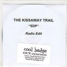 (EO313) The Kissaway Trail, SDP - 2010 DJ CD