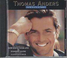 THOMAS ANDERS / DOWN ON SUNSET * NEW CD 1992 * NEU *