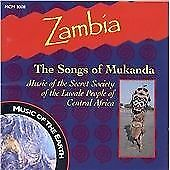 Various Artists - Zambia: The Songs of Mukanda