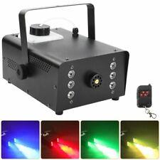 1500W RGB LED Nebelmaschine DJ Party Fog Smoke Effekt Rauchmaschine Nebelgerät