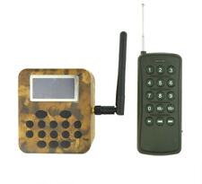 Hunting Bird Caller MP3 Player LCD Screen 50W Speaker Timer + Remote Control 12V