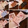 Clutch Leather Wallet Long Card Holder Phone Bag Case Purse Women lady Handbags
