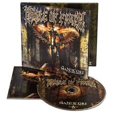 CRADLE OF FILTH - THE MANTICORE AND OTHER HORRORS - CD NEW SEALED 2012 DIGIPACK