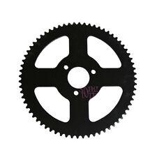 Diente de mini moto 68T 6mm 25H Trasero Sprocket Para Bicicleta De Carreras