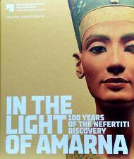 Light of Amarna Nefertiti Artifacts Jewelry Aten Faience 100yrs of Discoveries