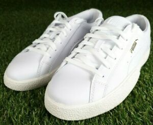 Ladies Puma Love Court White Marshmallow Trainers Size UK6 **Worn Once**