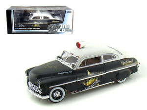 1949 Mercury Coupe Rat Rod Police 20th Anniversary of American Muscle Edition Li