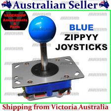 ZIPPYY Joystick – 2-4-8 WAY (Long Stick) (BLUE) ARCADE or MAME