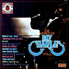 Ray Charles - The World Of Ray Charles (Vol.2) LP 1975 (VG+/VG+) '