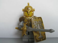 Lego CASTLE Medieval Holy PALADIN Eternal Tree Minifig NEW