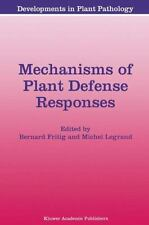 Mechanisms of Plant Defense Responses (Developments in Plant-ExLibrary
