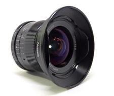 7artisans 12mm F2.8 APS-C Lens + Adapter + Bag for Sony E Mount Camera A601B