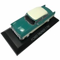 1/43 Scale Ford Taunus 17M Model Car Alloy Diecast Gift Toy Vehicle Collection