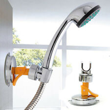 Universal Bathroom Moving Shower Hand Head Holder Bracket Mount Suction Cup  CA