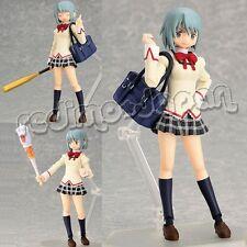 Puella Magi Madoka Magica Figma Actionfigur Sayaka Miki School uniform Ver. 16 C