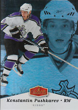06-07 FLAIR SHOWCASE UPPER LEVEL ROOKIE RC #48 KONSTANTIN PUSHKAREV KINGS *5609