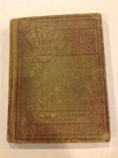 Cyr's First Reader Book - 1892 Children's Reader - Ginn & Co. - Ellen Cyr