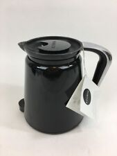 Keurig 2.0 Black Carafe Plastic With Chrome Handle Replacement Coffee Pot 32oz