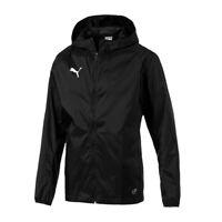PUMA LIGA Training Rain Jacket Jacke Schwarz F03