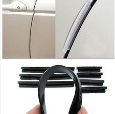 Car Bumper Handle Covers Side Door Edge Protector Protective Strip Scrape Guards