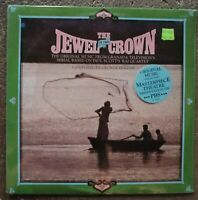 New / Sealed THE JEWEL IN THE CROWN OST GEORGE FENTON CHRYSALIS 41465 LP